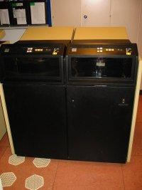 CDC 885-12 disk unit