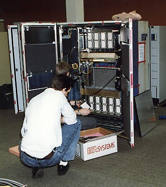Installation of the ETA-10P system ('Piper') number 23