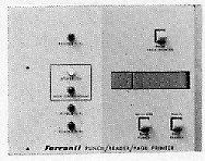 Ferranti CPU