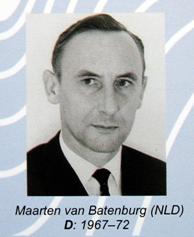 Ir. M.W. van Batenburg (foto NURC)