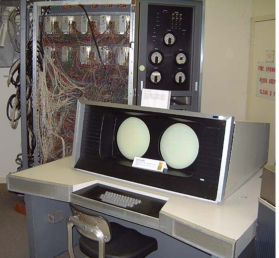 Photo of a CDC 6600 with a CYBER 74 like cooling system. The cabling connecting CPU parts is visible as well (photo courtesy Ed Thelen)