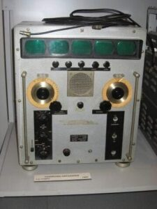 Panorama receiver G-2062 1,5-15 MHz (1955)