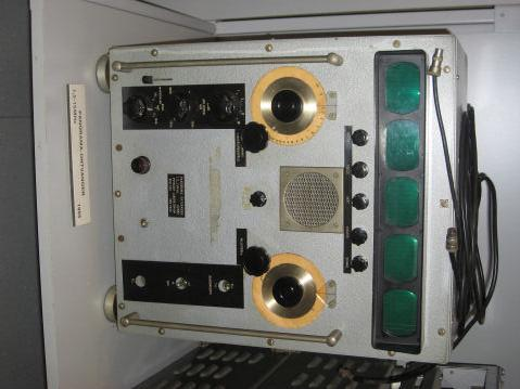 Panoramaontvanger G-2062 1,5-15 MHz (1955)