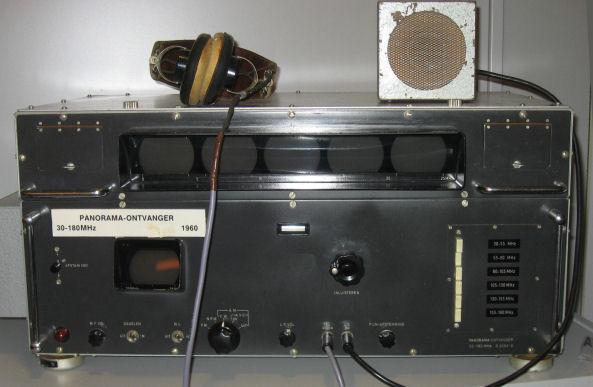 Panoramaontvanger G-2063-2 (30-180 MHz) (1960)