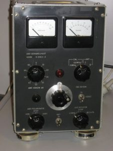 Antenna switch box G-2063-2 (30-180 MHz) (1960)