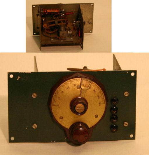 Experimental UHF receiver 1.5 m (1933)