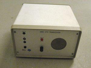 Een eerste prototype van het scheepsrapportagesysteem