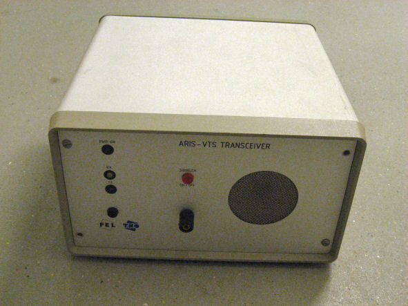 A first prototype of the ship reporting system