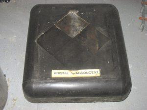Kristaltransducent