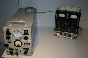 Laboratoriumversie van de OLA-3 (transistorversie OLA-2 met verbeteringen) periode 1958-1960