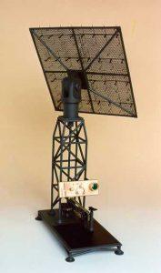 De eerste Nederlandse radar