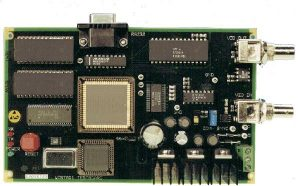 The video ASIC board