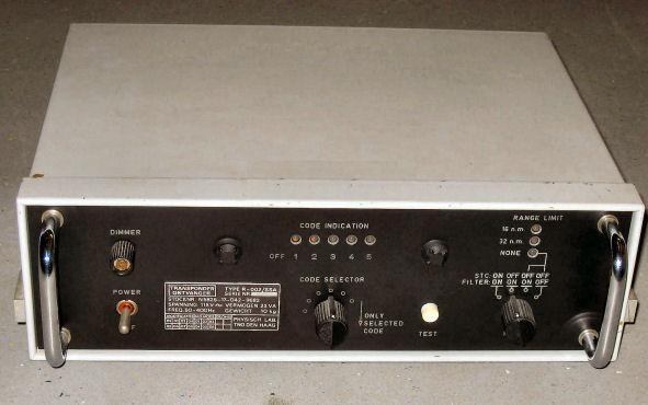 VESTA receiver (1974)