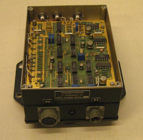 VESTA transponder (opengewerkt)