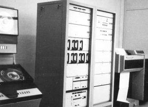 Ferranti 1600B computer