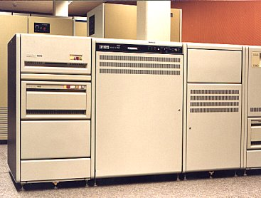 VAX 11/750 cabinets