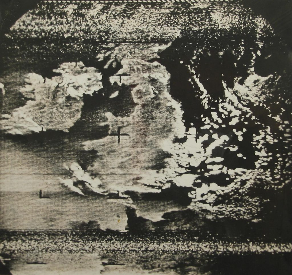 The first satellite image received with the Würzburg-Riese antenna was made by the NIMBUS-1 (1964)