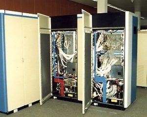 Cyber 840 I/O unit (IOU)