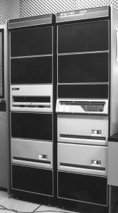 PDP 11/34 Data Conversie Station