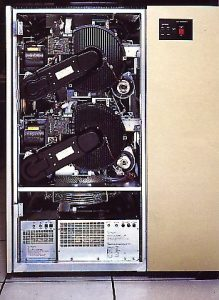 CDC 895 disk unit