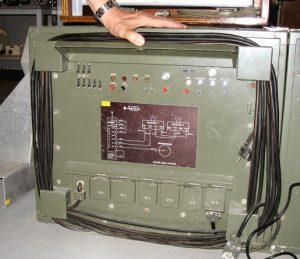 TSS Control Unit