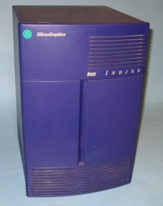 A Silicon Graphics Indigo system