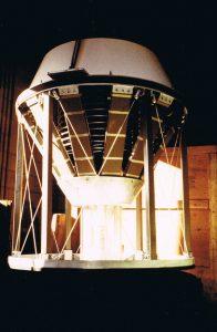 EMIS-3 500 kV generator (1984)