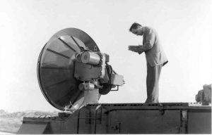 HSA radar van de DiPhySa