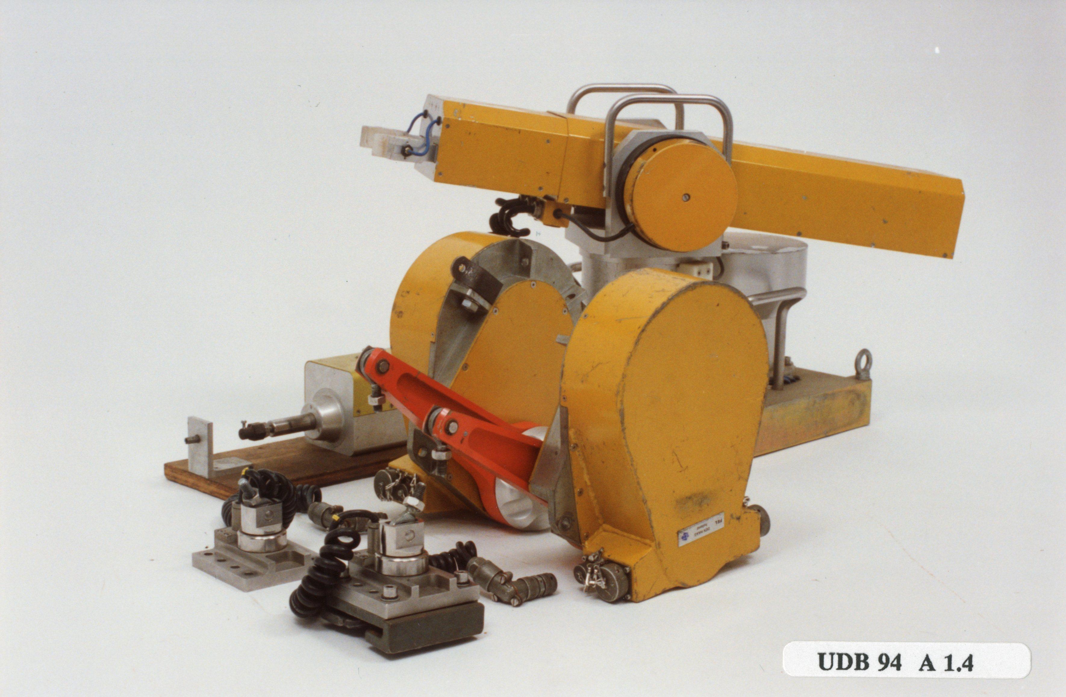 Digital Technologies Universal Dynamo Meter Bench 1979
