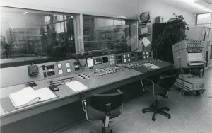 The old UDB operating console