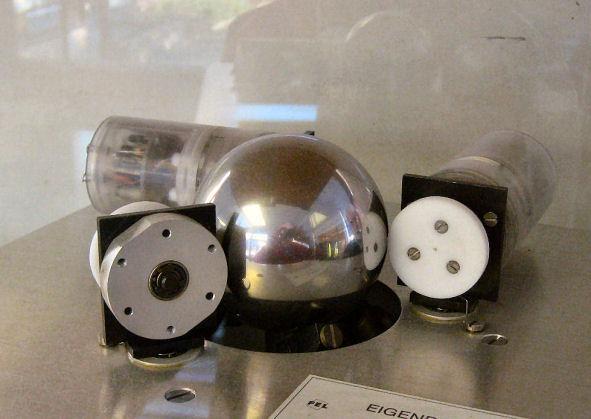 Opengewerkte trackball
