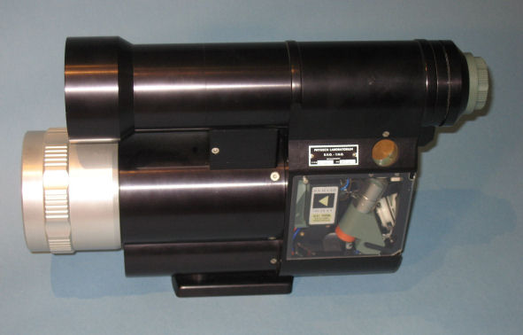 CHIK II (8 - 14 µm); on top of a brightness amplifier for the residual light signal (1969)