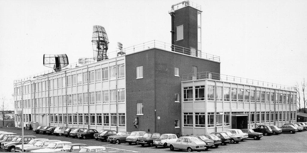 LEOK-gebouw in gebruik van 1958 tot 1984