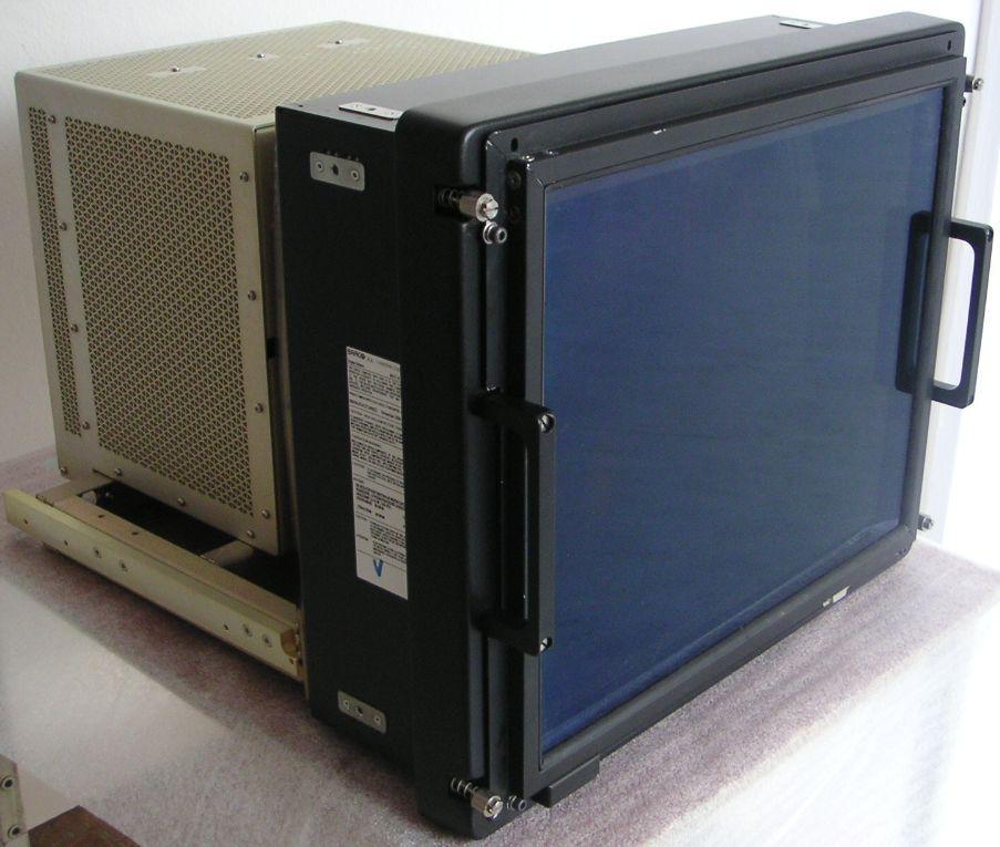 TVRS monitor unit