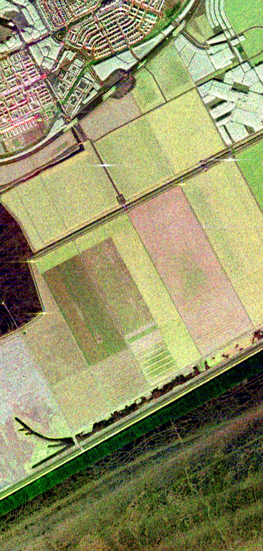 PV03 over Almere