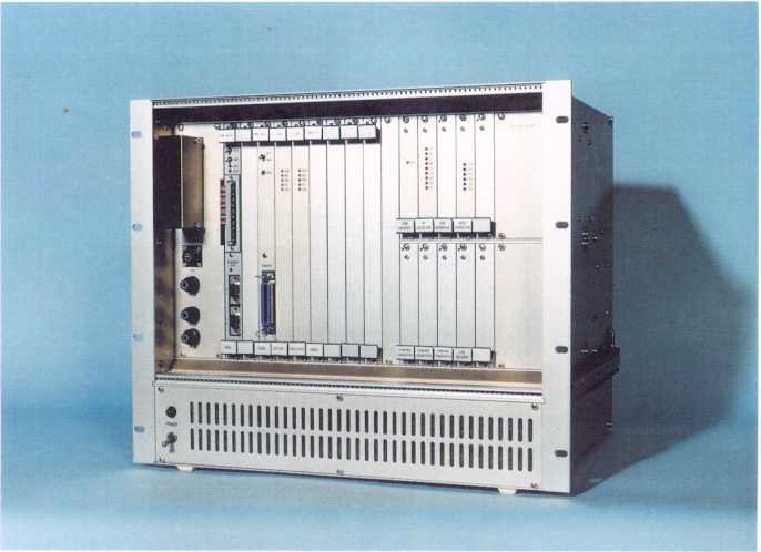 OPPAS main processor unit (without front panel)