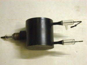 Another TNO manufactured magnetron (without magnets)