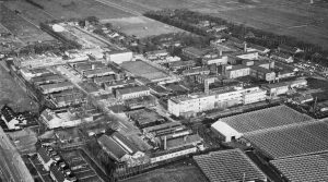 TNO location Plaspoelpolder, Lange Kleiweg, Rijswijk