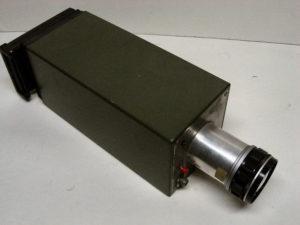 Image intensifier camera 18 mm (1977)