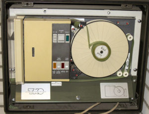 Ponsbandponsapparaat bij OSM 4-01