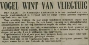 Bron: Leidse Courant 22/09/1967