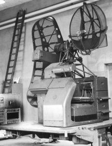 HSA SRG 108/03 AA fire control radar