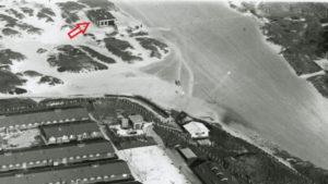 Kamp Waalsdorp met het Meetgebouw - foto Koninklijke Luchtmacht (1930)
