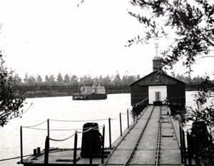 Both rafts (1961)