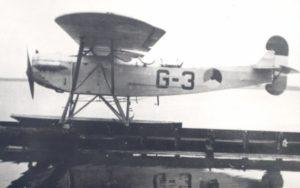 Fokker C.VIII-W (source: Beeldbank NIMH)