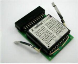 Fujitsu 256 kbit module: FBM42DA zonder deksels
