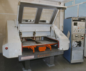 The Excellon CNC system