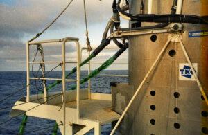 LFAS trial on board of the HNLMS Tydeman (A906)