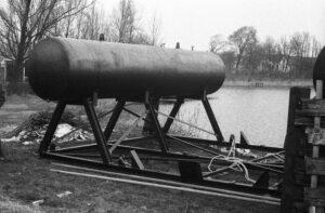 Het drijversysteem in opbouw (1977)