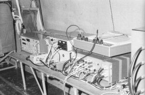 TacSatCom apparatuur in de F27